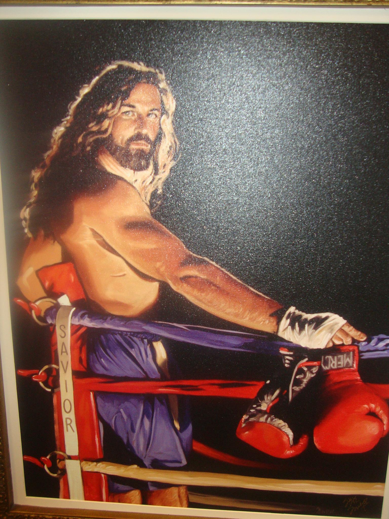 Jesus - KING OF THE RING