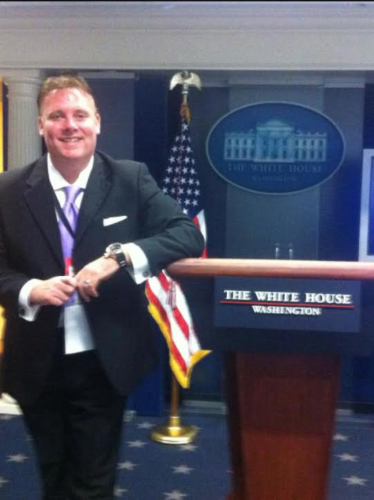 West Wing @ Press Room